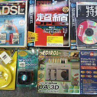 ☆古いパソコン周辺機器 ウィルスバスター CD