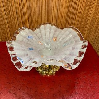 イタリー製ガラスオブジェ