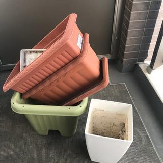 プラスチック 植木鉢