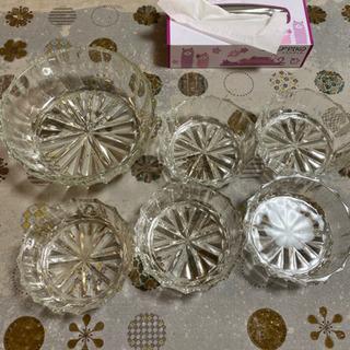 食器①大皿と中皿のセット
