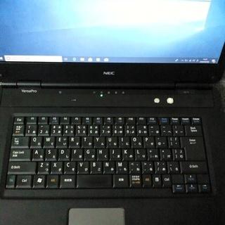 (代引可能)WIN10 NEC VersaPro VA-A - パソコン