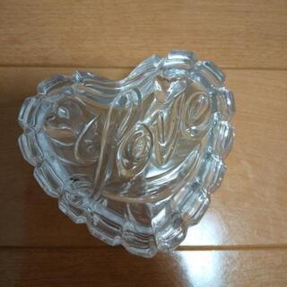 ガラスの陶器(未使用)