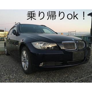 【美車】【格安】BMW3シリーズ320iツーリング!予備検査付!...