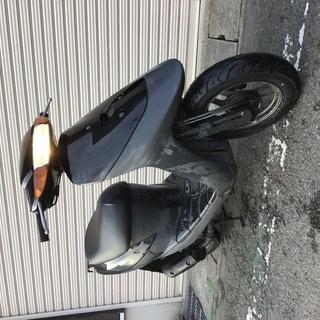 スズキ レッツ 50cc  新品タイヤ(前後)新品シート張り替え...