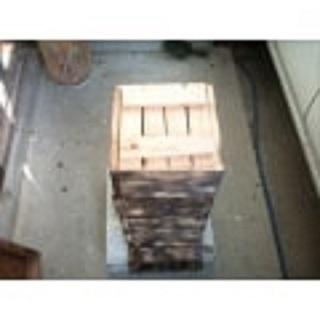 日本蜜蜂巣箱: 置くだけ・すぐ使えますスリム型.(早く蜜が取れま...