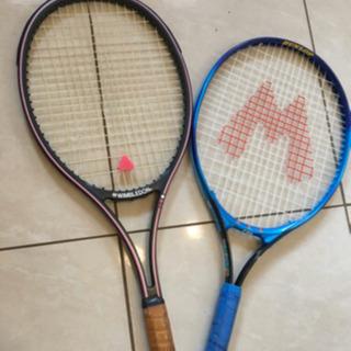 値下げ‼️左のラケット