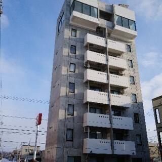 ❰北区1LDK絶景マンション❱地上8階建てオシャレなコンクリート...