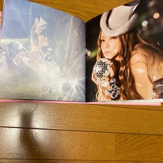 安室奈美恵❤️ライブの時に買った写真集