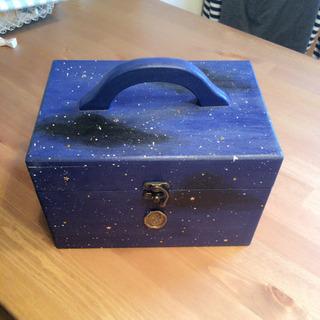 コスメ アクセサリーケース ソーイングケース BOX