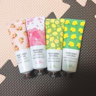 PRETTY SKIN Perfumed Natural Han...