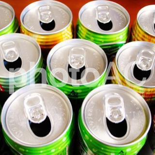 アルミ缶、空き缶