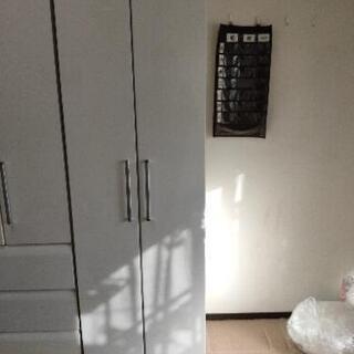 ニトリ ワードローブ  収納家具   ジャンケン勝ったら0円にします。