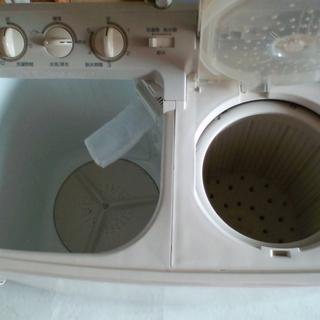 国産 ブランド 2層式 便利 洗濯機! - 奥州市