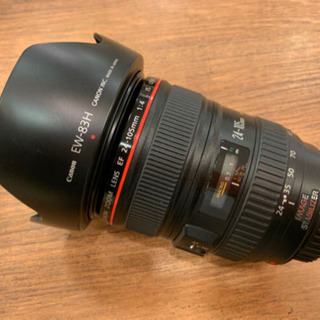 Canon レンズ EF 24-105mm F4 L USM