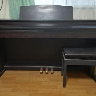 【取引中】電子ピアノ譲ります