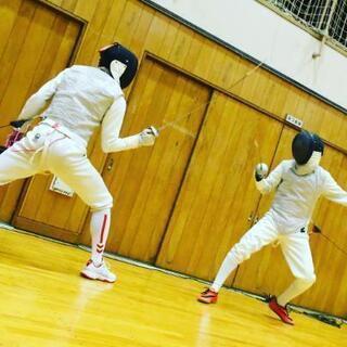 フェンシング教室
