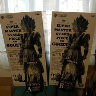 ゴジータ フィギュア ドラゴンボール SMSP 1体5000円