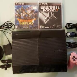 SONY Playstation3 250GB本体 その他