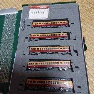トミーテック鉄道模型京阪1900系5両編成
