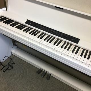 電子ピアノ コルグ ホワイト KOR G  LPー350