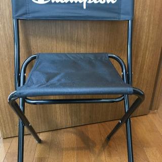 champion折りたたみ椅子