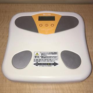 【261】タニタ・ヘルスメーター・体重計・体脂肪