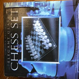 チェスセット(ガラス)