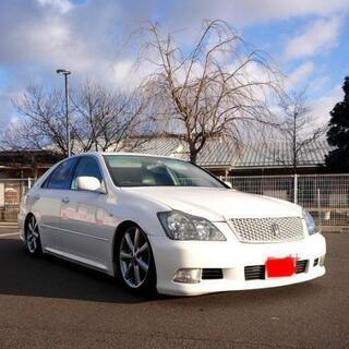 平成18年式 TOYOTA crown athlete v6 3.5