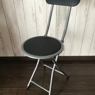 折りたたみ式椅子お譲りします!