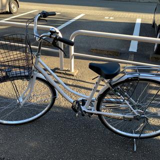《受渡し予定者決まりました!》自転車 27インチ