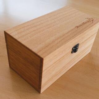 生活の木 木製エッセンシャルオイルボックス