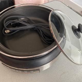 【2、3回使用】電機鍋 コンパクトサイズ