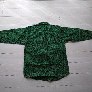 ジャマイカンスタイルシャツ未使用品 90年代 超レア