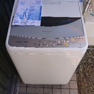 Panasonic 5kg 全自動洗濯機 10年製 美品
