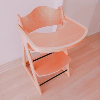 KATOJI 木製ハイチェアー