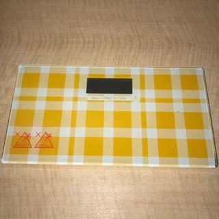 【263】ガラスヘルスメーター・palette