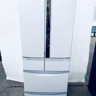 ⭐️大容量⭐️ 361番 HITACHI✨ ノンフロン電気冷蔵庫...