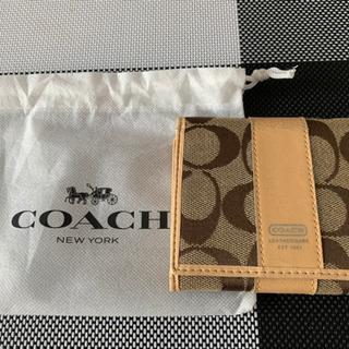 新品 未使用 COACH財布