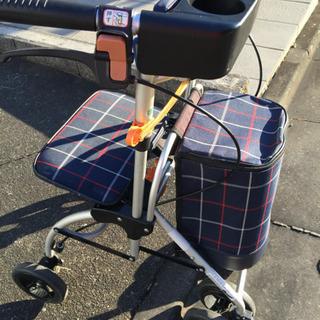 ティコブポルタ STU02 ショッピングカート シルバーカー 歩行補助