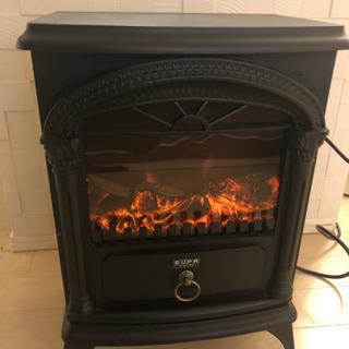 ユーパ 電気式暖炉ヒーター EUPA 1200W