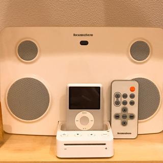 iPod スピーカー ROCKRIDGESOUND