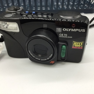 OLYMPUS フィルムカメラ OZ70 動作未確認品