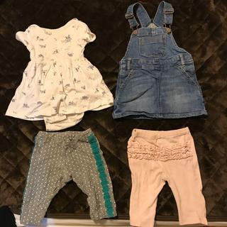 1-2歳女の子洋服 まとめうり(16着 80-90サイズ)