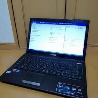 29-1ノートパソコン ASUS 現状 中古 Windows ジ...