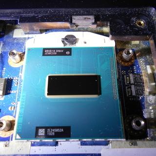 CPU Intel Core i7-3740QM 中古 動作品