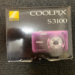 ニコン COOLPIXs3100