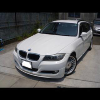 BMW 3シリーズ E91 車検長