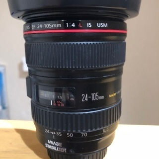 Canon EF24-105mm F4 IS USM 1型