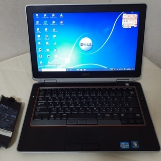 ☆corei7+SSDで快適☆ DELL LATITUDE 13...