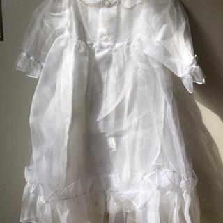 お宮参り用 赤ちゃんドレス